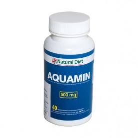 Aquamin - 60 capsule Tinture, oli e vitamini